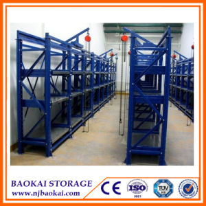 High Quality Heavy Duty Drawer Type Mould Rack