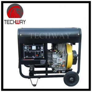 4.6kw Diesel Generator Copper Wire (TWDG6500E) pictures & photos