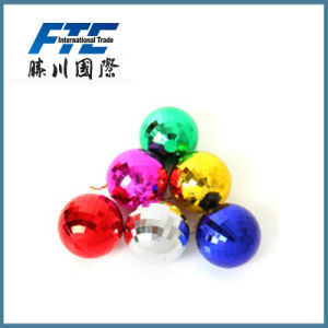 2016 Hot Selling Environmental Plastic Christmas Ball pictures & photos