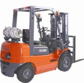 H2000 Series 1-7t LPG Forklift Trucks pictures & photos