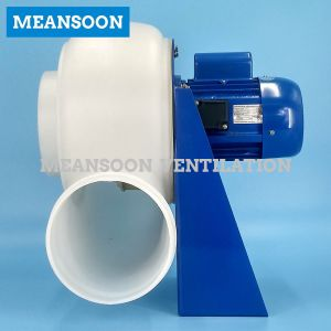 200 Plastic Chemical Fume Hood Centrifugal Fan pictures & photos