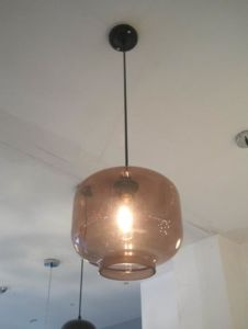 Modern Glass Pendant Lamp (WHG-202S) pictures & photos