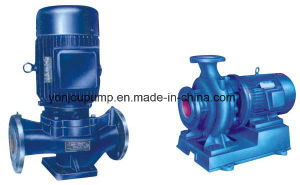 Isg Series Vertical Pipe Centrifugal Pump pictures & photos