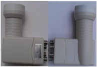 Universal Ku Band Quad LNB/LNBF with CE Certification pictures & photos