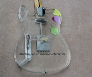 Afanti Music / Acrylic Electric Guitar (AAG-030) pictures & photos