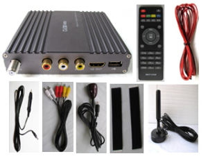 Support Original Smart Card Reader Car Mobile DVB-T/T2 Receiver pictures & photos