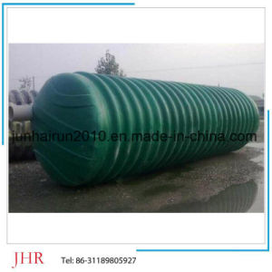 FRP Winding Machine Produce Intergral Septic Tank pictures & photos