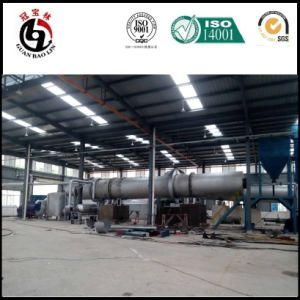Rotary Furnace From Shandong Guanbaolin Activated Carbon Group pictures & photos