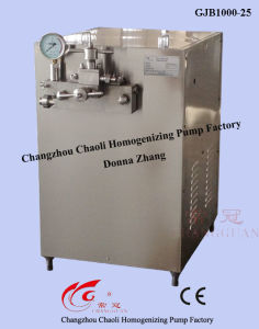 High Speed Milk/Juice/Ice Cream Dairy Homogenizer Mixer pictures & photos