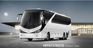 Ankai Hff6126gz-4 12m Series City Bus pictures & photos