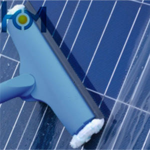 3.2mm Patterned Glass Low-Iron Glass for PV Solar Panel pictures & photos