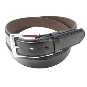 Men′s Formal Wear Belt Good Quality PU Leather Belt pictures & photos