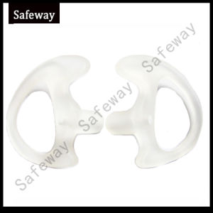 Gel Earmold Inserts Eartip for Radio Acoustic Tube pictures & photos