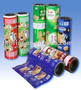 Plastic Packaging Film for Snack Multilayer Packaging Film pictures & photos