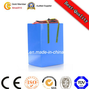 Full Discharge High Quality 12V Li-Polymer Power Storage Battery pictures & photos