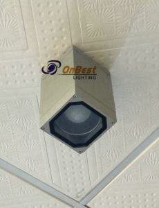 Square Shape 10W LED Down Light for Ceiling in IP65 pictures & photos