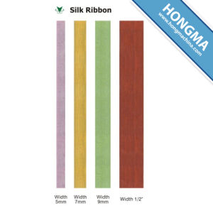 Various Colors Silk Ribbon pictures & photos