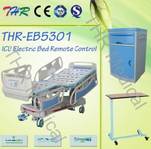 Thr-Eb5301 High-Level Five Function Electrical Bed with Weigh Readings pictures & photos
