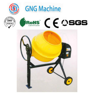 Electric Construction Roll Mini Concrete Mixer pictures & photos