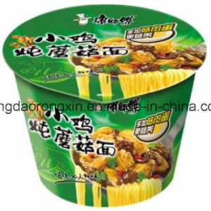 One Side PE Coated Paper for Noodle Bowl pictures & photos