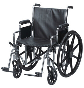 Competitive Steel Manual Wheelchair (1214)