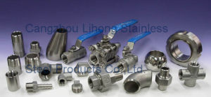 """1/8"""" Stainless Steel 316 DIN2999 Hexagon Nut pictures & photos"""