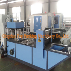 Napkin Tissue Paper Packing Machinery Serviette Making Machine pictures & photos