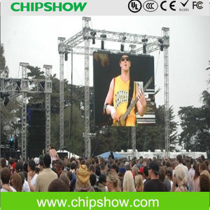 Chipshow Rr5.33 Outdoor Full Color LED Video Display pictures & photos