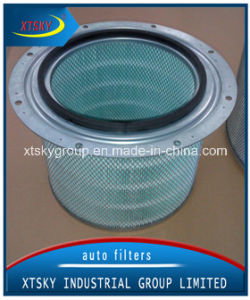 China High Quality Auto Cat Air Filter 4p0711 pictures & photos