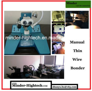 Manual Ultrasonic Thin Wire Wedge Bonding Machine Mdb2575 pictures & photos