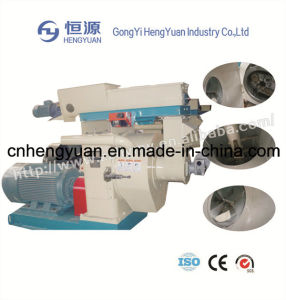 Factory Price Pellet Fuel Flat Die Wood Pellet Mill with Ce pictures & photos