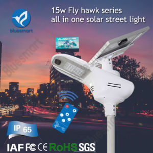 Solar Powered Smart Remote Control Solar Street Light for Project pictures & photos