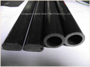 High Rigidity Carbon Fiber Tube/Pole/Pipe with Light Weight pictures & photos
