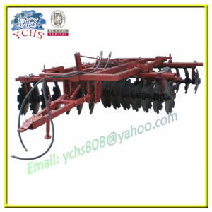 Opposed Heavy Disc Harrow for Farm Lovol Tractor pictures & photos