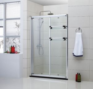 Framed Sliding Shower Door (YTP-002)