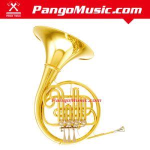 Bb Tone Brass Body French Horn (Pango PMFH-1650) pictures & photos