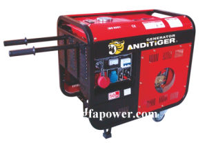 5kVA Open Type Diesel Generator with CE & Soncap pictures & photos