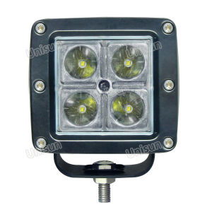 12W 4X3w CREE LED Auto 4X4 Reverse Lighting pictures & photos