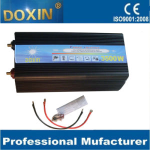 High Quality 3500W 12V DC to 220V AC Modified Sine Wave Power Inverter (3500W) pictures & photos