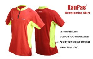 Fast Drying Elite Orienteering Shirt #OS-02 pictures & photos