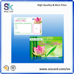 Glossy Matt PVC Plastic Membership RFID Chip Card