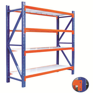 Cold Rolled Steel Middle Duty Warehouse Rack Storage pictures & photos