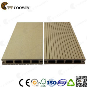 Crack-Resistant with Wood Plastic Composite WPC Decking Floor pictures & photos