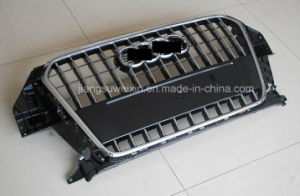 "Auto Chromed Front Grille for Audi Q3 2013"" pictures & photos"