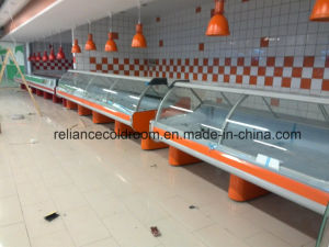 Delifood Counter Cabinet pictures & photos