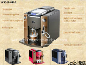 Compact Express Coffee Machine Leader Java Coffee Machine