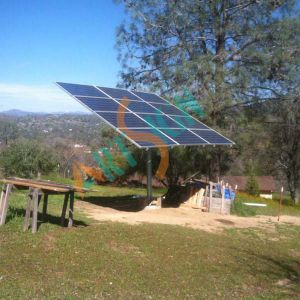 Solar Pole Mounting System for Solar Panel Mounting Support pictures & photos