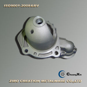 Auto Starter Motor Housing pictures & photos