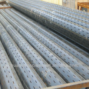 J55 Slotted Screen Casing Pipe with Btc Coupling Threads pictures & photos