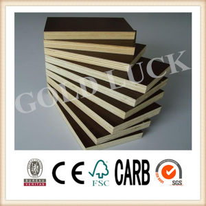 Logo Film Faced Shuttering Plywood Construction Material pictures & photos